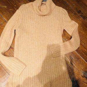 Trouve Oversized sweater in beige